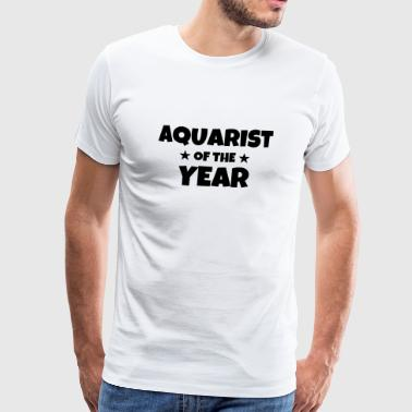 Fishkeeping Fish Aquaristik Aquarium Aquariophilie T-Shirts - Men's Premium T-Shirt