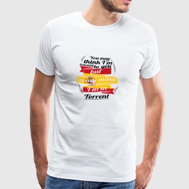 HOLIDAY Spanje espanol TRAVEL IN IN Spanje Torrent - Mannen Premium T-shirt