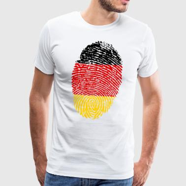 ALLEMAGNE 4 EVER COLLECTION - T-shirt Premium Homme