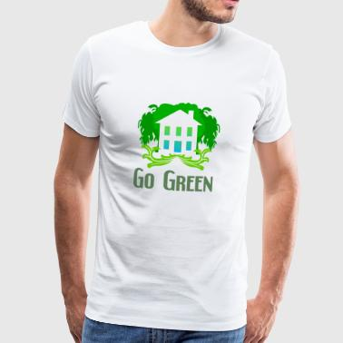 Green ecology - Men's Premium T-Shirt