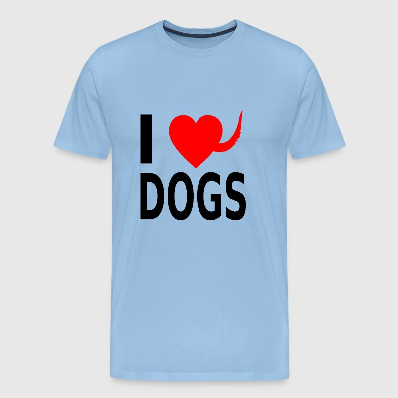 I Love Dogs Van Retrofuchs