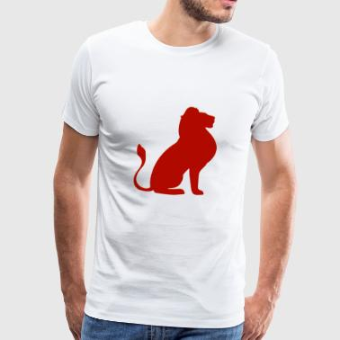 Real Lion - Men's Premium T-Shirt