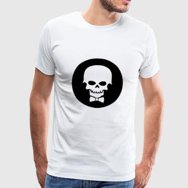 Mr. Soldier Skull - Herre premium T-shirt