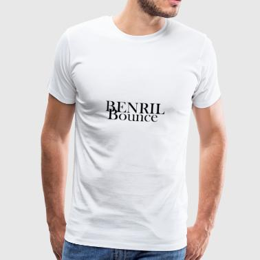 BENRIL Bounce - Men's Premium T-Shirt