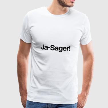 t-shirt bachelorette party jga gift - Men's Premium T-Shirt
