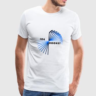 ICEHOCKEY Transformation - Männer Premium T-Shirt