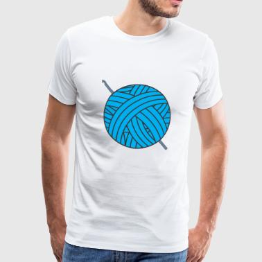 Crochet - Men's Premium T-Shirt