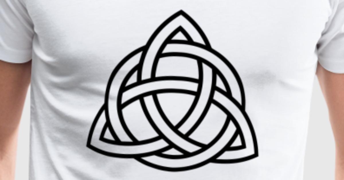 Celtic Knot, Triquetra, Wikinger Symbole, Nordic, von nightwatch ...