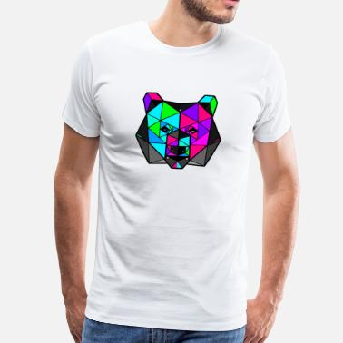 Grizzly Colourful Grizzly - Men's Premium T-Shirt
