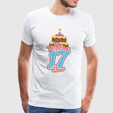 17th birthday - Men's Premium T-Shirt