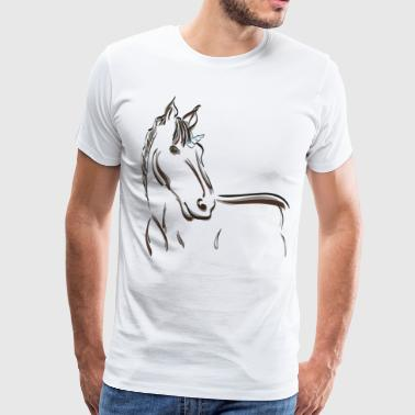UNICORN. UNICORNS UNICORN - T-shirt Premium Homme