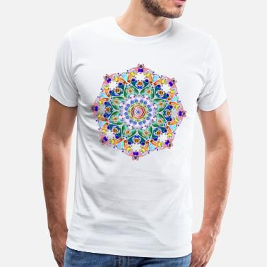 Positif Life YOGA POSITIVE COLLECTION LIFE - T-shirt Premium Homme