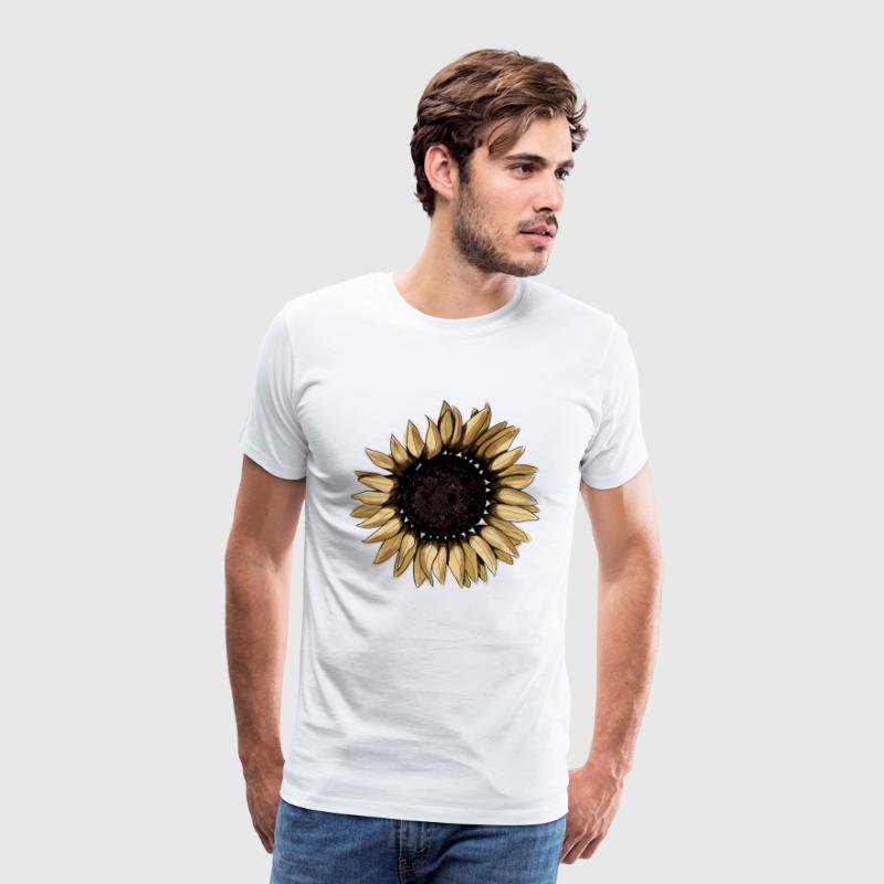 tournesol byStray - T-shirt Premium Homme