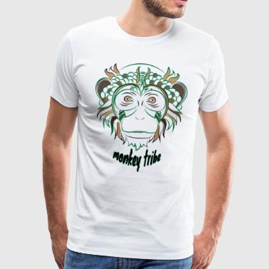 Monkey Tribe - Men's Premium T-Shirt