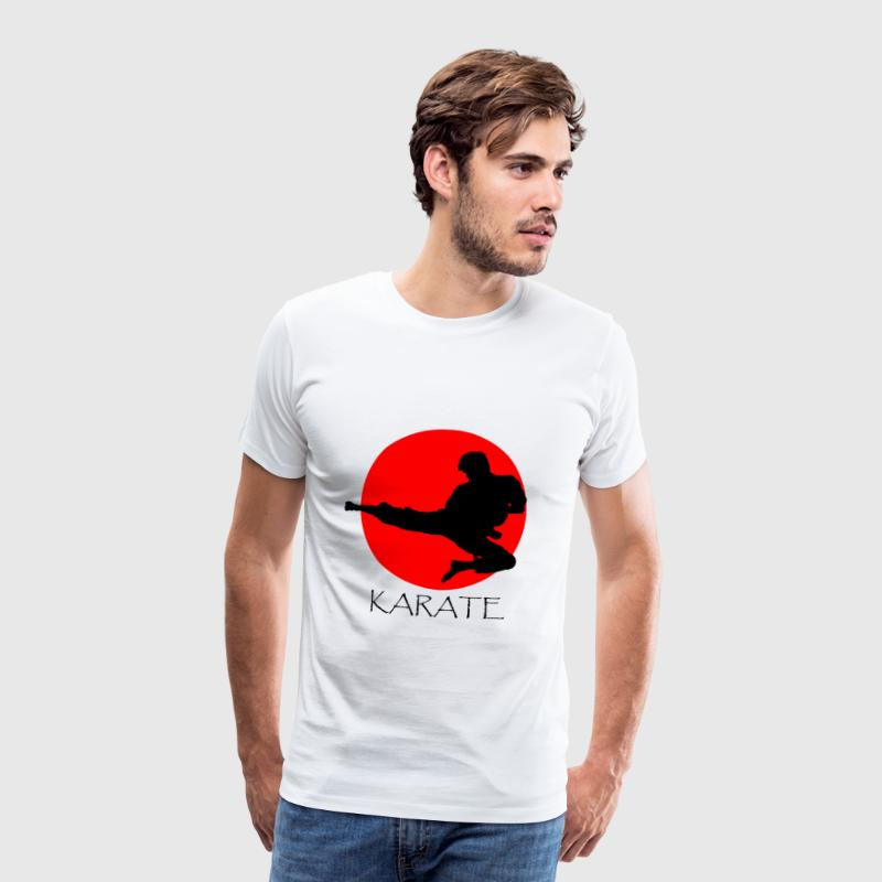 Karate - Men's Premium T-Shirt