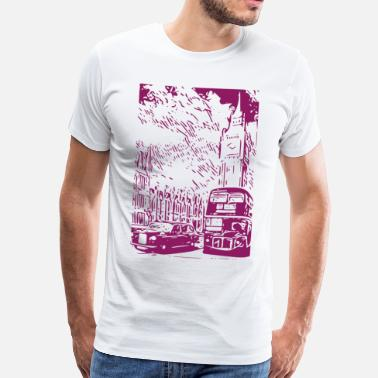 London Eye London - Men's Premium T-Shirt