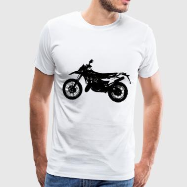 Moto cross - Men's Premium T-Shirt