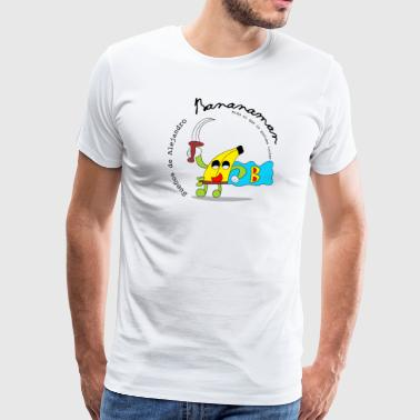 Bananaman - Men's Premium T-Shirt