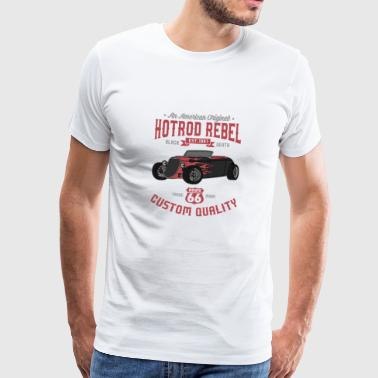 Pick Up Truck Hot Rod T Shirts & Gift - Men's Premium T-Shirt