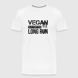 Vegan Running Running Jogging Chemise et cadeau de Chriss Cross ... cd93c0bb8769