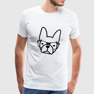 Cadeau French French Bulldog Frenchie - T-shirt Premium Homme