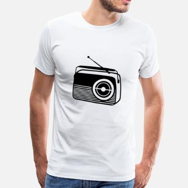 Radio Radio - Men's Premium T-Shirt