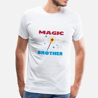 Dad / Brother / Sister / Mommy / Mother / Father - Premium T-skjorte for menn