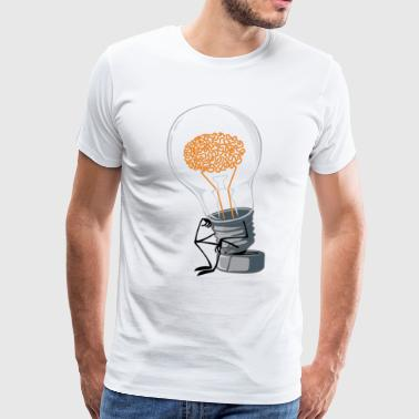 Collection the Thinker - Men's Premium T-Shirt