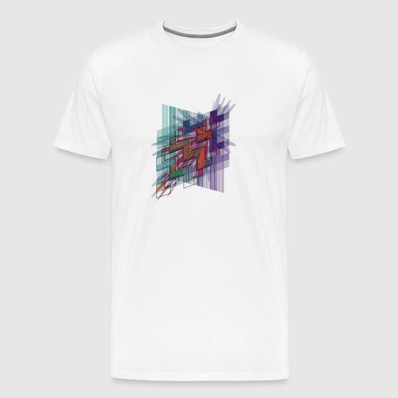 hyperspace4 - T-shirt Premium Homme
