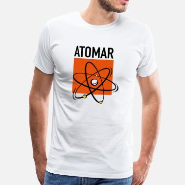 Atomic Energy Atomic Atomic - Men's Premium T-Shirt