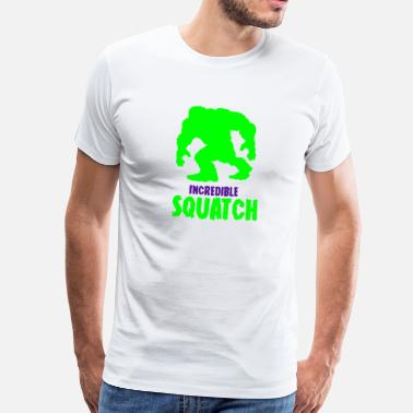 Bigfoot Bigfoot - Männer Premium T-Shirt