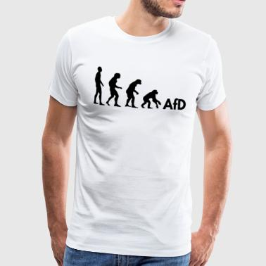 AfD Evolution - Männer Premium T-Shirt