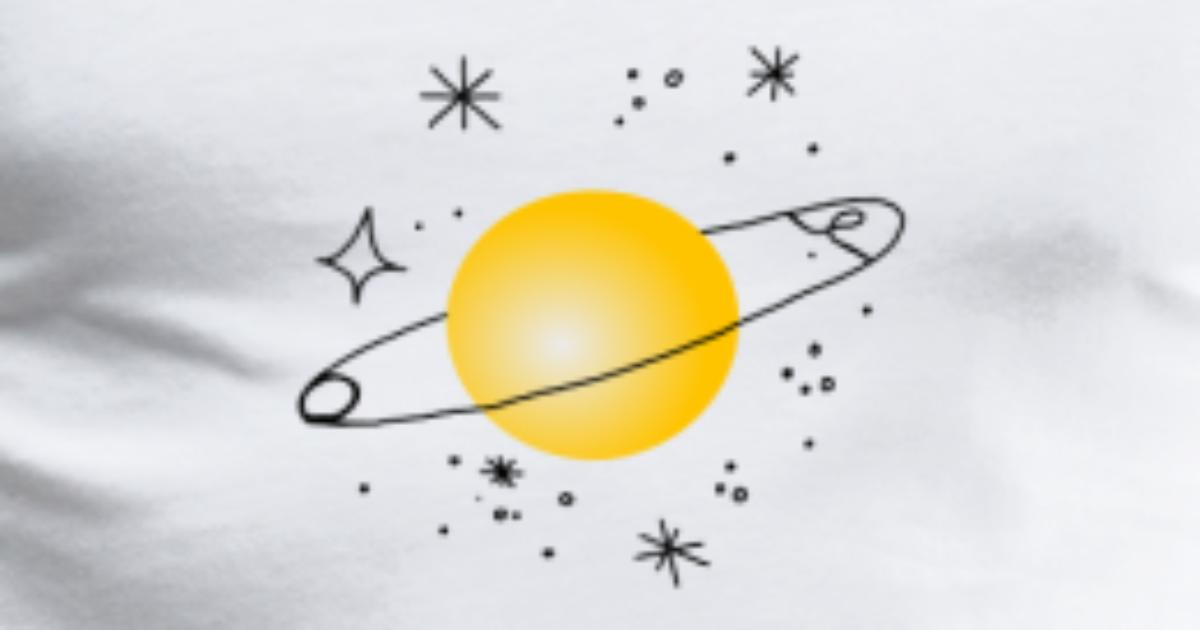 Epingles De Securite Planete Univers Dessin Etoiles De Yoddel