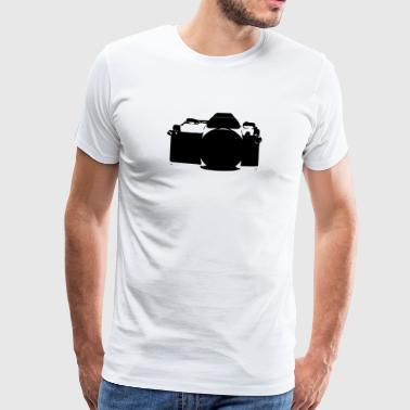 Analogue SLR camera - Men's Premium T-Shirt