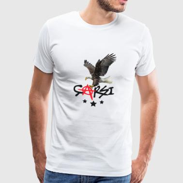 Hawk Carsi Adler - Men's Premium T-Shirt