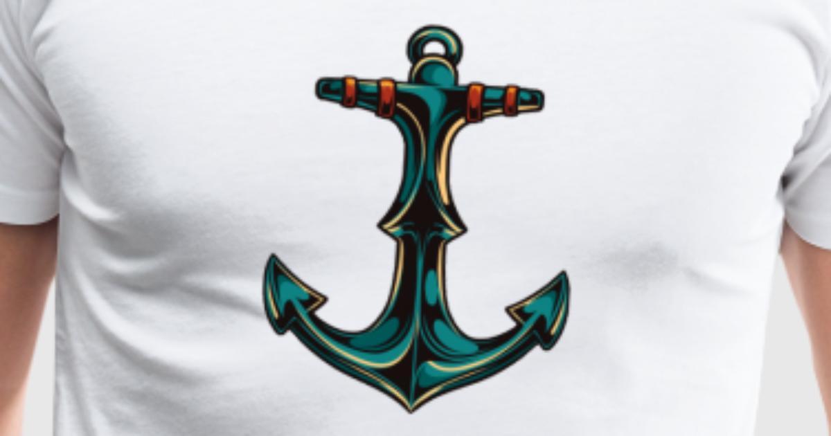 Anchor As A Symbol By Ojo Spreadshirt