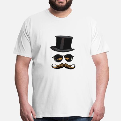 De De Moustache Hipster Chapeau Ronde Lunette Achille3777 Achille3777  Soleil qTA5x4n 589cfc5f328e