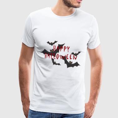 Feliz Halloween - Camiseta premium hombre 119e38b08cf