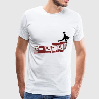 B Boy b-boy - Men's Premium T-Shirt