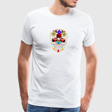 Day of the Dead - Mannen Premium T-shirt