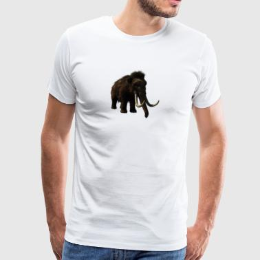 mammut woolly mammoth - Men's Premium T-Shirt