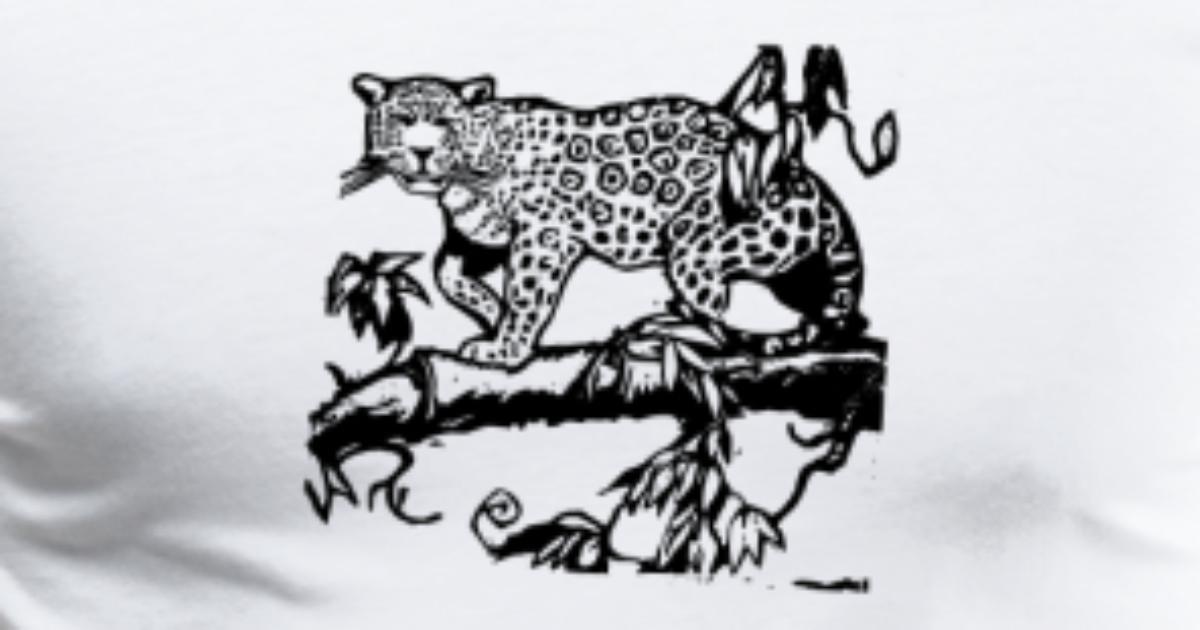 Gepard Kot Lampart Jaguar Ocelot Gepard Wildcat30 Premium Koszulka