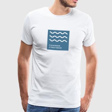 Fisherman Streetwear - Premium T-skjorte for menn