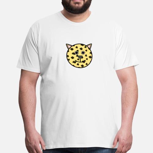 Gepard Kot Lampart Jaguar Ocelot Gepard Wildcat46 Premium Koszulka