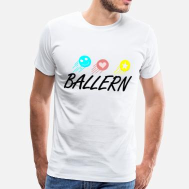 Pill MDMA - shooting - Men's Premium T-Shirt