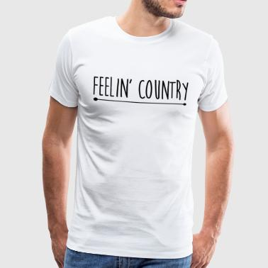 Country - Men's Premium T-Shirt