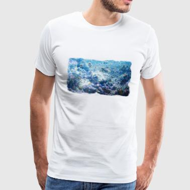 Creatures In The Clouds - Männer Premium T-Shirt