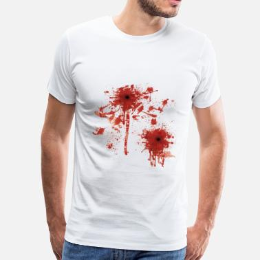 Halloween Blood Blut - Men's Premium T-Shirt