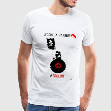 Toulon rugby warriors  - T-shirt Premium Homme