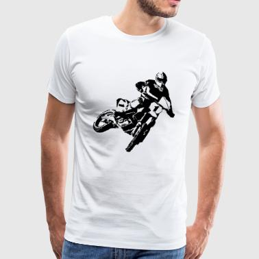 Mxgp MotoCross - Men's Premium T-Shirt